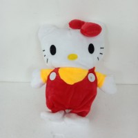 Talking Walking Hello Kitty Mainan Boneka Berjalan Menirukan Suara