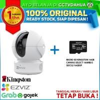 EZVIZ C6CN 720P CCTV FREE MICRO SD 16GB Wi-Fi/ C6C(N) BERGARANSI RESMI