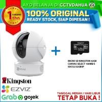 EZVIZ C6CN 720P CCTV FREE MICRO SD 32GB Wi-Fi/ C6C(N) BERGARANSI RESMI