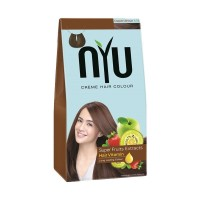 NYU Creme Hair Colour Coppery Brown