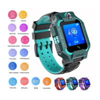 E12/Z6 Smart Watch Smartwatch Jam Tangan Anak Versi Imoo Watch Phone - Hijau