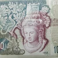 Uang Kuno Rp 1000 Budaya