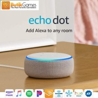 Amazon Echo Dot 3rd Gen Generation Smart speaker with Alexa