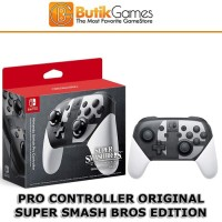 Pro Controller Nintendo Switch SSBU Super Smash Bros Ultimate Edition