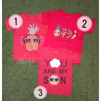 Kaos Anak merk baby GAP