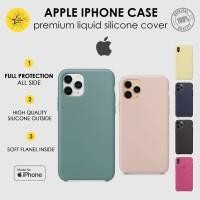 Casing iPhone Soft Case 6/6s 6+ 7/8 7+/8+ plus X XS Max XR 11 Pro Max - iPhone 6