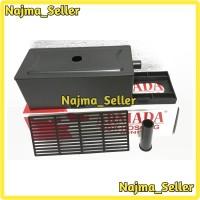 Filter aquarium. Box Filter mini. Utk aquarium dibawah 40cm