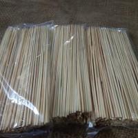 Tusuk Sate Eceran Sekali Pakai isi lebih dari 100 tusuk