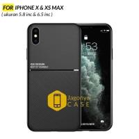 Case Iphone X / XS MAX Premium Case Magnetic IQS Design