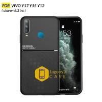 Case Vivo Y12 Y15 Y17 Premium Case Magnetic IQS Design