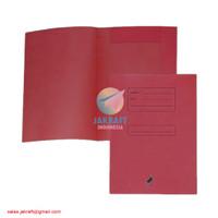 Stof Stop Map Stofmap Stopmap Kertas BIOLA 5002 Merah Folio Buffalo