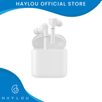 Haylou T19 Wireless Charging TWS SNC + APTX Infrared Sensor Touch