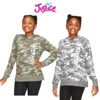 (Size 6 Years) Justice Sweetshirt/ Sweater Anak Perempuan