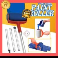 kuas roller cat tembok pintar facil tool paint roll alat pertukangan A