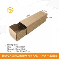 Box. Kemasan. Packaging. Dus. Sliding Box. Souvenir Box TC-SL32367