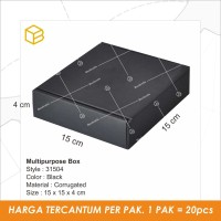 Gift, Hijab Box, Mulipurpose Box, Packaging, Kotak, Kemasan TC - 31504
