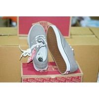 Sepatu Vans California Premium BNIB / Abu Abu / Sneakers Casual
