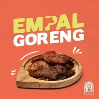 (FROZEN FOOD) Empal Goreng Premium 250gr Bumbu Original / Siap Saji