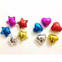 Balon Foil Bintang dan Love Medan