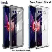 Imak Case Asus ROG Phone 3 Airbag Shockproof - Clear