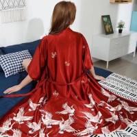 Pakethemat Kimono Lingerie Outer 580 Baju Tidur Bathrobe Premium