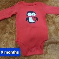 Penguin Collectible Long Sleeves by Carter's - Second