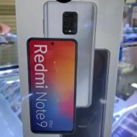 XIAOMI REDMI NOTE 9 PRO 6/64 GB RAM 6 GB INTERNAL 64 GB GARANSI RESMI