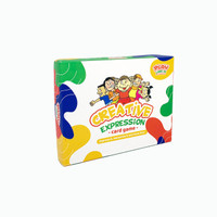 Creative Expression Card Game