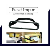 PENJEPIT TISIU MOBIL PAPER BOX CAR HOLDER TEMPAT TISU ORGANIZER