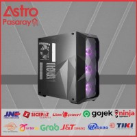 Casing PC Coolermaster TD500 - Casing Gaming Coolermaster TD500