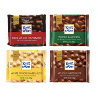 RITTER SPORT CHOCOLATE NUT COLLECTION 100GR