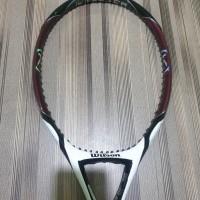 Raket Tenis Wilson K-Zero Bonus Cover