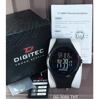 Jam Tangan Pria Digitec 3086 Original Layar Sentuh Water Resist DG3086