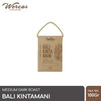 WORCAS Bali Kintamani 100gr Arabica Coffee