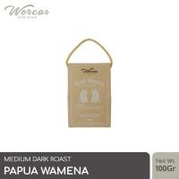 WORCAS Papua Wamena 100gr Arabica Coffee