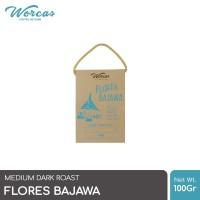 WORCAS Flores Bajawa 100gr Arabica Coffee