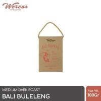 WORCAS Bali Buleleng 100gr Robusta Coffee