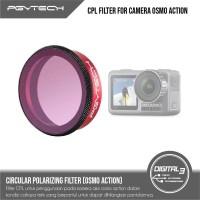 PGYTECH OSMO Action Filter Lens CPL PRO Lensa Filter CPL Osmo Action
