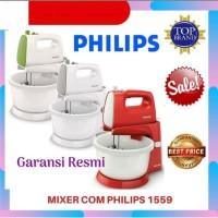 PROMO!!! Philips Stand Mixer Com HR 1559 HR1559 ORI
