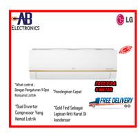 LG AC INVERTER 1 PK WATT CONTROL S10EV4 (FREE PIPA 5METER)