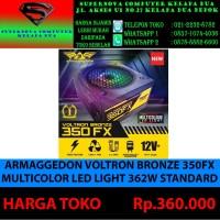 ARMAGGEDDON VOLTRON BRONZE 350 FX MULTICOLOR LED LIGHT 362W STANDARD