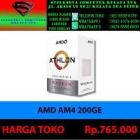 AMD AM4 200GE