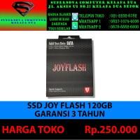 SSD JOY FLASH 120GB GARANSI 3 TAHUN