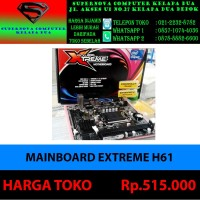 MAINBOARD EXTREME H61