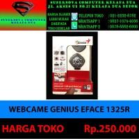 WEBCAME GENIUS EFACE 1325R