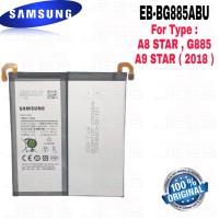 Baterai Battery Original Samsung Galaxy A9 Star / A9 2018 EB-BG885ABU