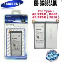 Baterai Battery Original Samsung Galaxy A8 Star / G885 / EB-BG885ABU
