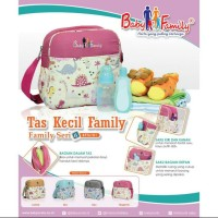 Tas Bayi Baby Scots - diaper bag diapers kecil baby Family 6 BFT6101