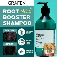 Grafen Root Booster Shampoo 500ml Korea Hair Loss Shampo Anti Fall - 5