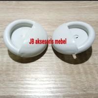 TARIKAN BULAT LINGKARAN PLASTIK / HANDLE GAGANG PINTU PVC DORAEMON